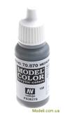 Краска акриловая Model Color 158 сероватая морская волна