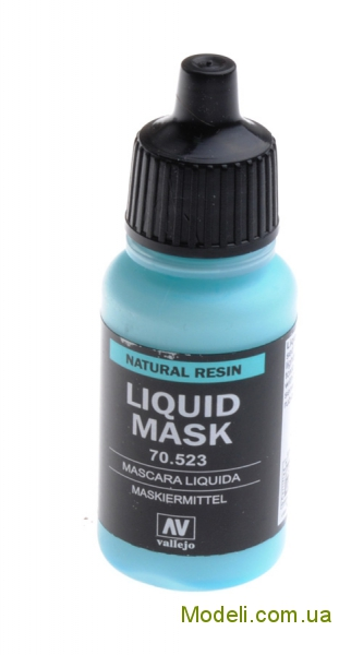 Жидкая маска 197, Model color Vallejo 70523