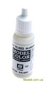 Краска акриловая Model Color 152 серебристо-серый