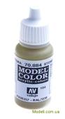 Краска акриловая Model Color 104 cерый камень