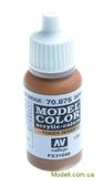 Краска акриловая Model Color 135 бежевый каштан