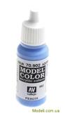 Краска акриловая Model Color 062 лазурь