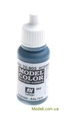 Краска акриловая Model Color 060 средне-синий