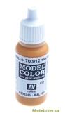 Краска акриловая Model Color 122 бронза желтая