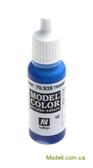Краска акриловая Model Color 187 синий прозрачный
