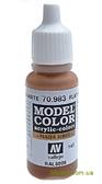 Краска акриловая Model Color 143 темная земля