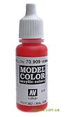 Краска акриловая Model Color 028 Vermillion