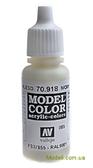Краска акриловая Model Color 005 слоновая кость
