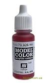 Краска акриловая Model Color 033 красный