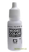 Краска акриловая Model Color 002 белый грунт