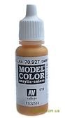 Краска акриловая Model Color 019 темно-телесный