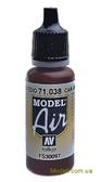 Краска акриловая Model Air камуфляжный, коричневый, средний