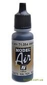 Краска акриловая Model Air серо-голубой, темный