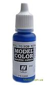 Краска акриловая Model Color 054 королевский синий