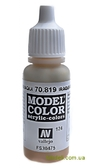 Краска акриловая Model Color 124 песочный