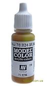 Краска акриловая Model Color 128 защитная оранжевая охра