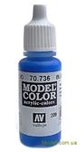 Краска акриловая Model Color 209 синий флуоресцентный