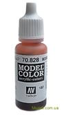 Краска акриловая Model Color 182 каучуковое дерево