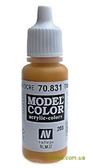 Краска акриловая Model Color 203 патина охристая