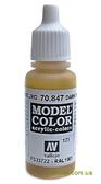 Краска акриловая Model Color 123 темный песок