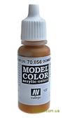 Краска акриловая Model Color 127 охра коричневая