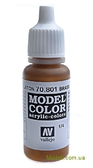 Краска акриловая Model Color 174 латунь