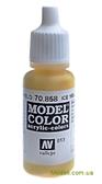 Краска акриловая Model Color 013 желтый холодный