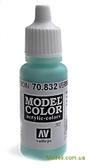 Краска акриловая Model Color 202 Verdin glaze
