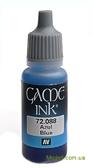 Краска акриловая Game Color Inky Blue
