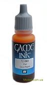 Краска акриловая Game Color Inky Skin Wash
