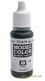Краска акриловая Model Color 089 зеленый, военный