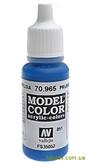 Краска акриловая Model Color 051 прусский, синий
