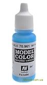 Краска акриловая Model Color 067 небесно-голубой