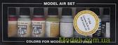 Набор красок Model Air RLM 3, 8 шт