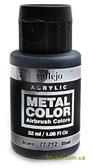 Краска акриловая Metal Color сталь, 32 мл