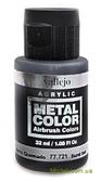 Краска акриловая Metal Color жженое железо, 32 мл
