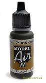 Краска акриловая Model Air оливково - серый
