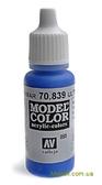 Краска акриловая Model Color 055 ультрамарин синий