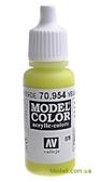 Краска акриловая Model Color 078 желто-зеленый