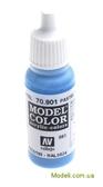 Краска акриловая Model Color 063 голубой пастельный