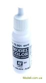 Краска акриловая Model Color 001 белый