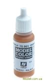 Краска акриловая Model Color 131 оранжево-коричневый