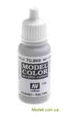 Краска акриловая Model Color 154 серое небо