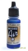 Краска акриловая Model Air синий