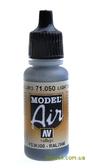 Краска акриловая Model Air светло-серый
