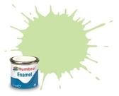 Алкидная эмалевая краска  36 , зеленая, пастельная (матовая)