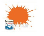 Алкидная эмалевая краска  46, оранжевая (матовая)