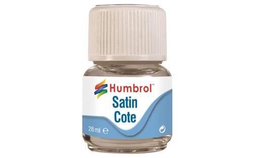 Лак Сатиновый Cote 28мл Humbrol 5401