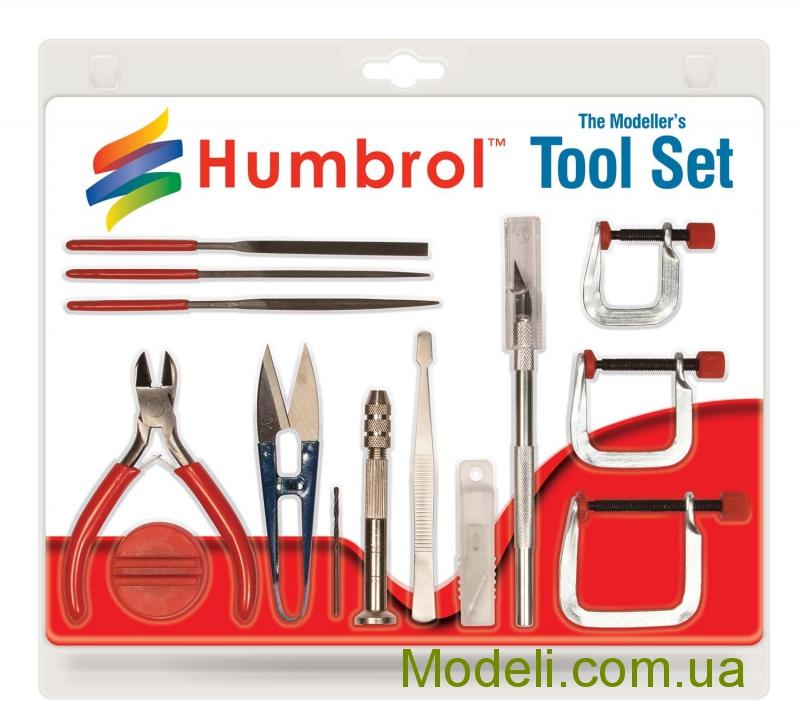 Набор инструментов  Humbrol 9159