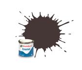 Алкидная эмалевая краска 173 , асфальтовая (матовая)